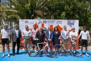 El X Campeonato de España de Ciclismo para Médicos se celebrará en Málaga el 27 de octubre