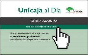 Unicaja pone a disposición de los médicos colegiados su promoción 'Renting… tín'