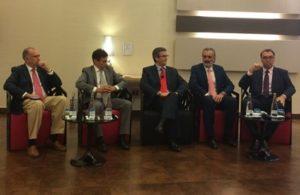 Universidad y sector empresarial se unen en un acto de la Cátedra de Turismo, Salud y Bienestar
