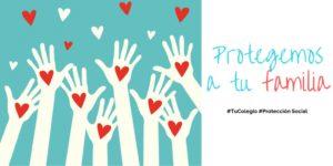 El Programa de Protección Social ayuda a 146 colegiados de Málaga