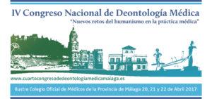 Málaga acoge en abril el IV Congreso Nacional de Deontología Médica