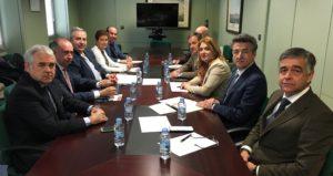 Colegio y Salud mantienen la primera reunión de coordinación interniveles