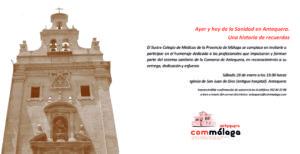 Homenaje a los profesionales de la Sanidad de Antequera (28 de enero)