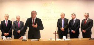 El Dr. Serafín Romero toma posesión como nuevo presidente del Consejo General de Colegios de Médicos