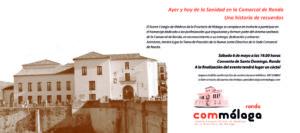 Homenaje a médicos y centros sanitarios de la comarca de Ronda (6 de mayo)