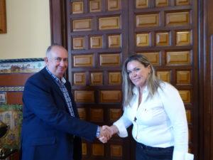 Convenio de colaboración con Asociación Alhelí