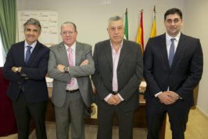 El Dr. Miguel Ángel Sarmiento, nuevo delegado del Commálaga en la Axarquía