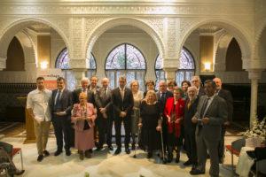 Homenaje a profesionales y entidades de Torremolinos, Benalmádena, Fuengirola y Mijas