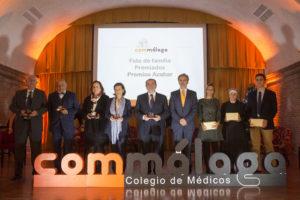 El Colegio entrega los Premios Azahar