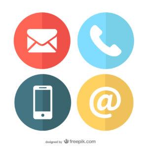 Teléfonos y emails directos: contactar con #TuColegio es ahora, más fácil