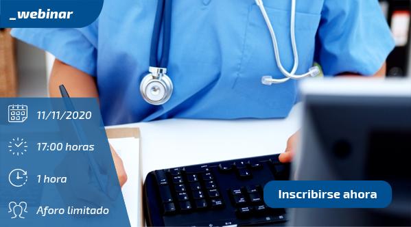 Webinar: Retos y riesgos de la telemedicina | 11 de noviembre
