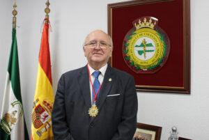 El Dr. Antonio Aguado Núñez-Cornejo, presidente del CACM
