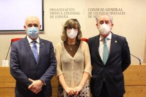 Dr. Tomás Cobo, nuevo presidente del CGCOM