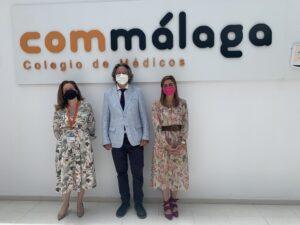 El Colegio de Médicos de Málaga y EADE renueva su convenio de colaboración