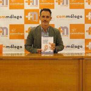 El Dr. Martín Cazorla presenta su libro Delirium Agitado