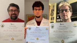 Un trabajo sobre el fallecimiento de personas mayores en pandemia, Premio de Investigación Cátedra Maimónides