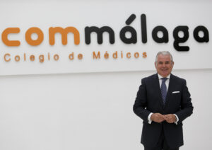 El Dr. Pedro Navarro, proclamado presidente del Colegio de Médicos de Málaga