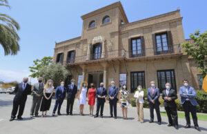 Toma de posesión de la nueva Junta Directiva liderada por el Dr. Pedro Navarro